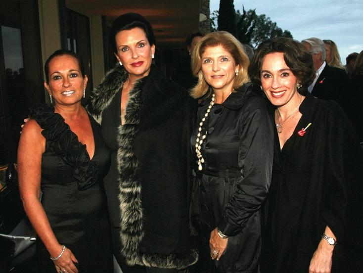 Joan Waitt, Geegee King, Cynthia Vassallo and Sarah Sbicca.JPG