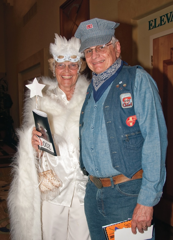 Joan and Stan DeLong