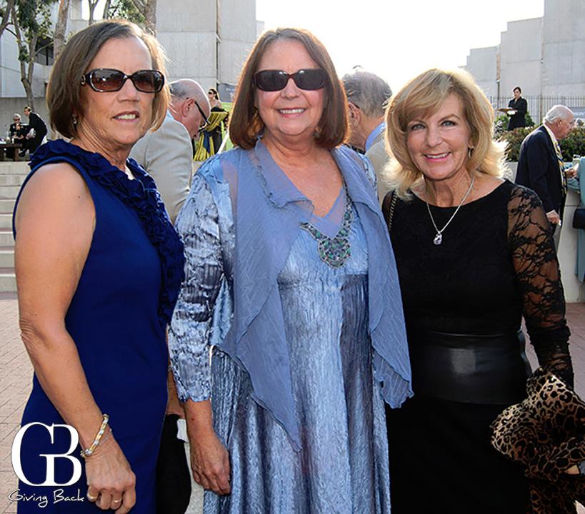 Joan Gruber  Jeanne Roth and Linda Hale