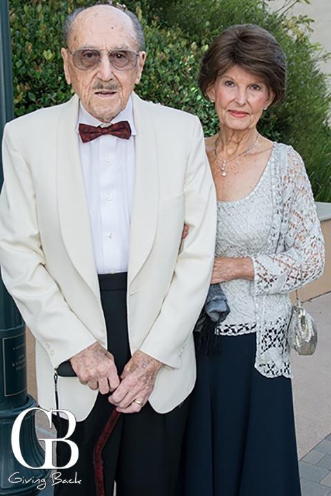 Joan and Milt Evangelou