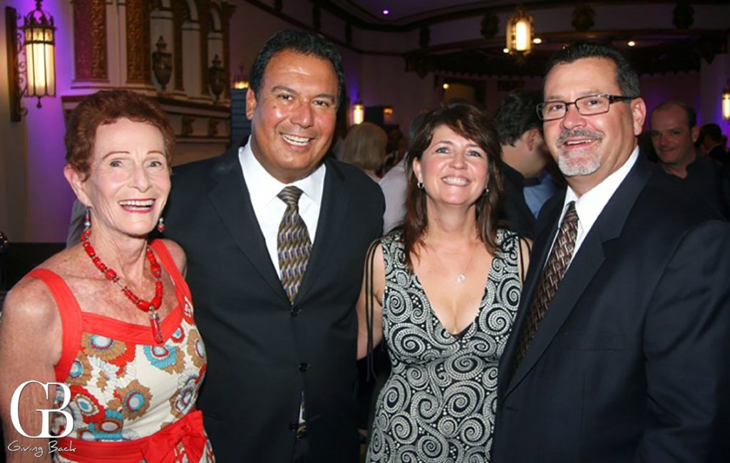 Joani Nelson  Vic Salazar  Tracey Cabral and Roger Delisle