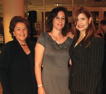 Joann Georgiou, Kathy Georgiou and Annel Lopez.JPG