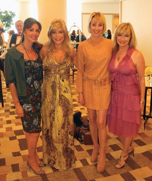 Joanne Laverson, Doreen Roohanipur, Denise Hug and Linda Kerr.JPG