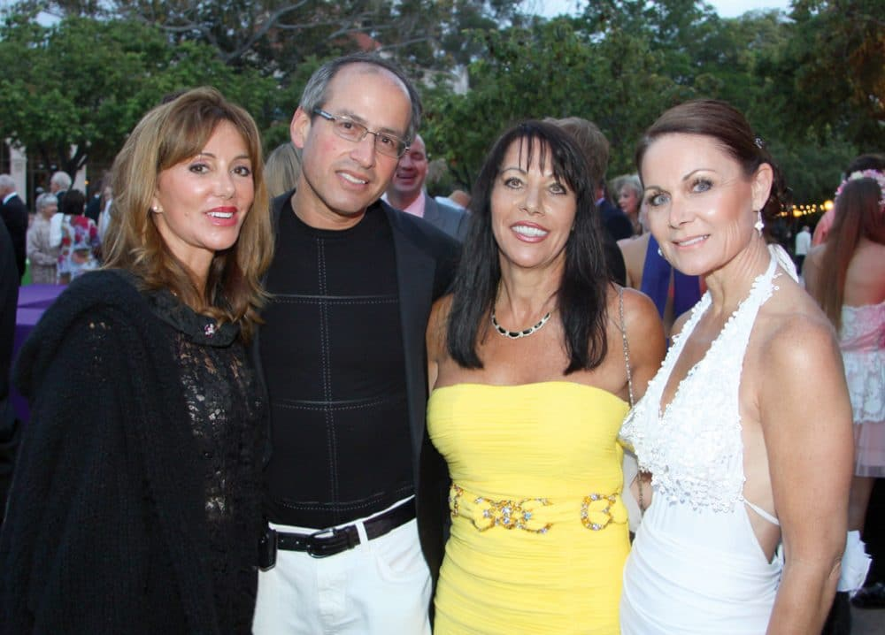 Joanne and Steve Laverson with Maggie Bobileff and Rita Szczotka.JPG