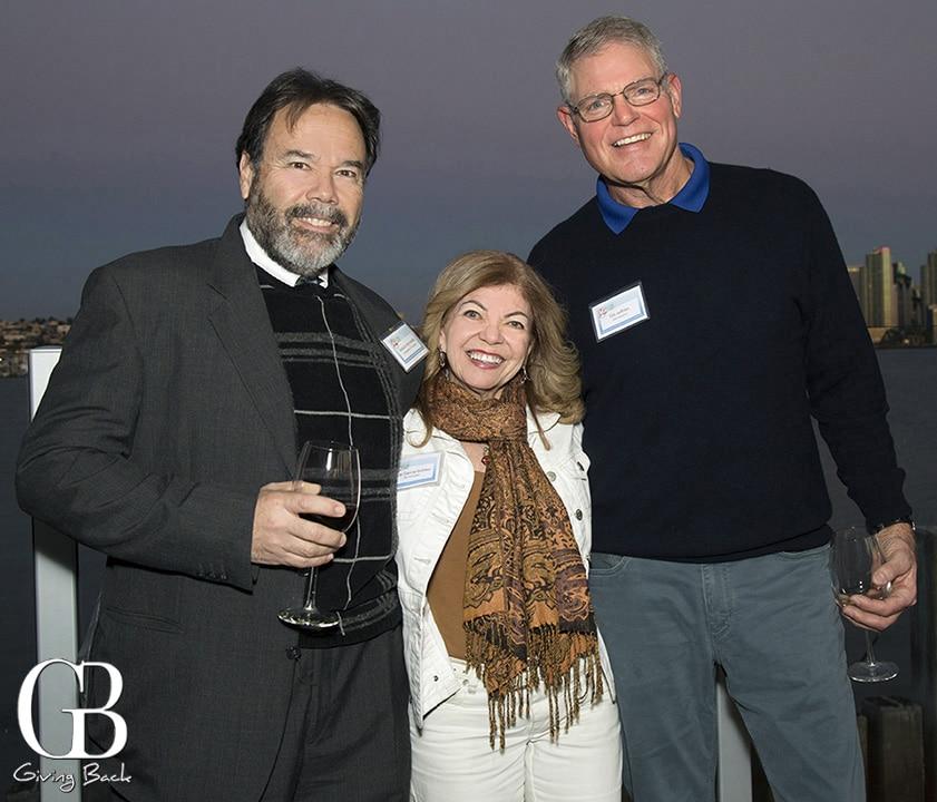 Joaquin Hernandez  Vicki Garcia Golden and Tim Jeffries