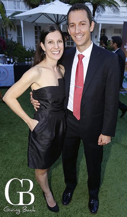 Jodi Sebso and Ricardo Indacochea