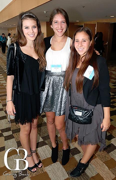 Jody Miller  Daniela Vainer and Jenna Saloner