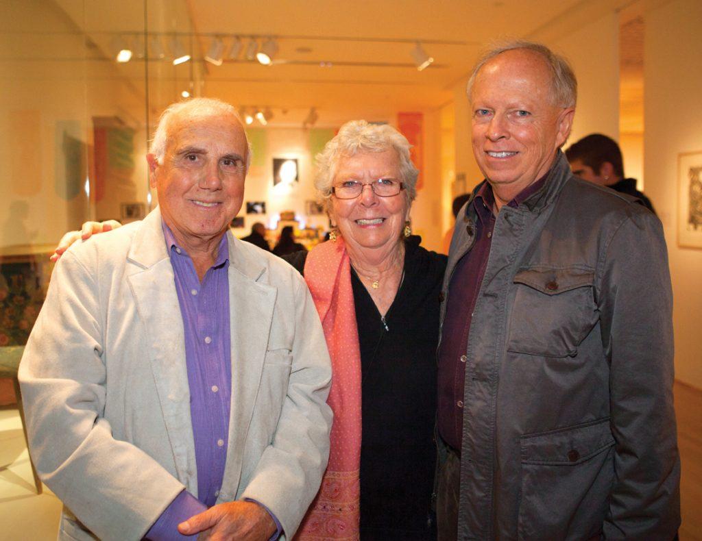 Joe Annino, Nancy Inman and Craig Robinson
