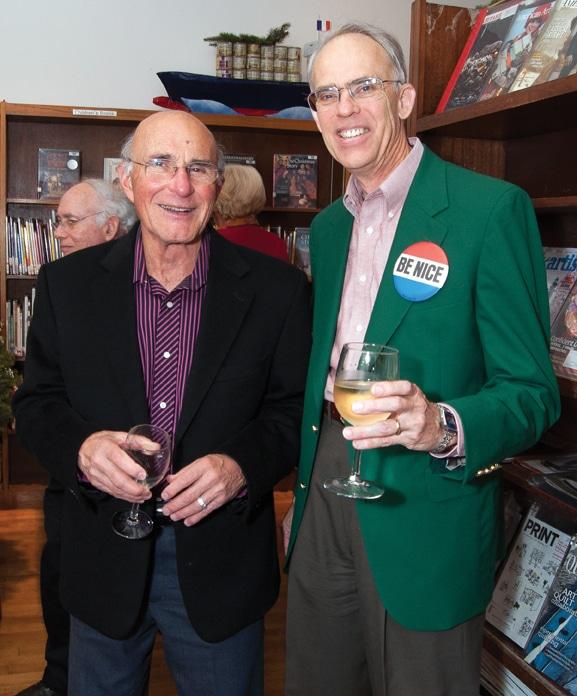 Joe Fisch and Doug Diamond