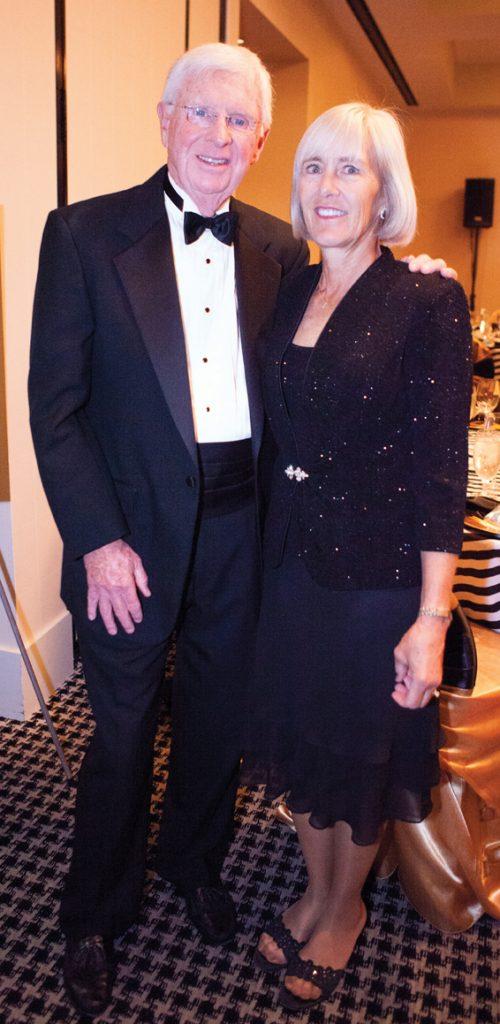 Joe and Leslie Waters +