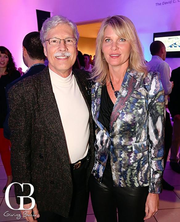 Joel Craddock and Jennifer Levitt