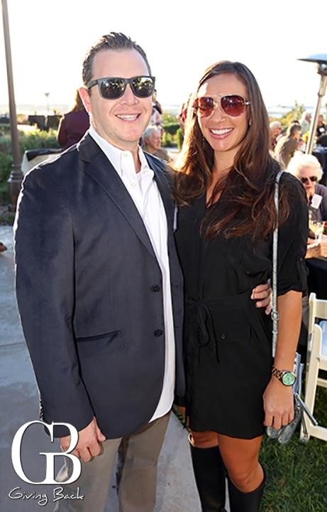 Joey Ferraro and Karla Bryan