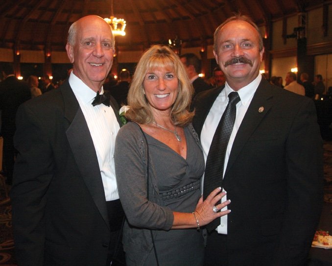 John Collins with Cindy and Frank Declercq.JPG