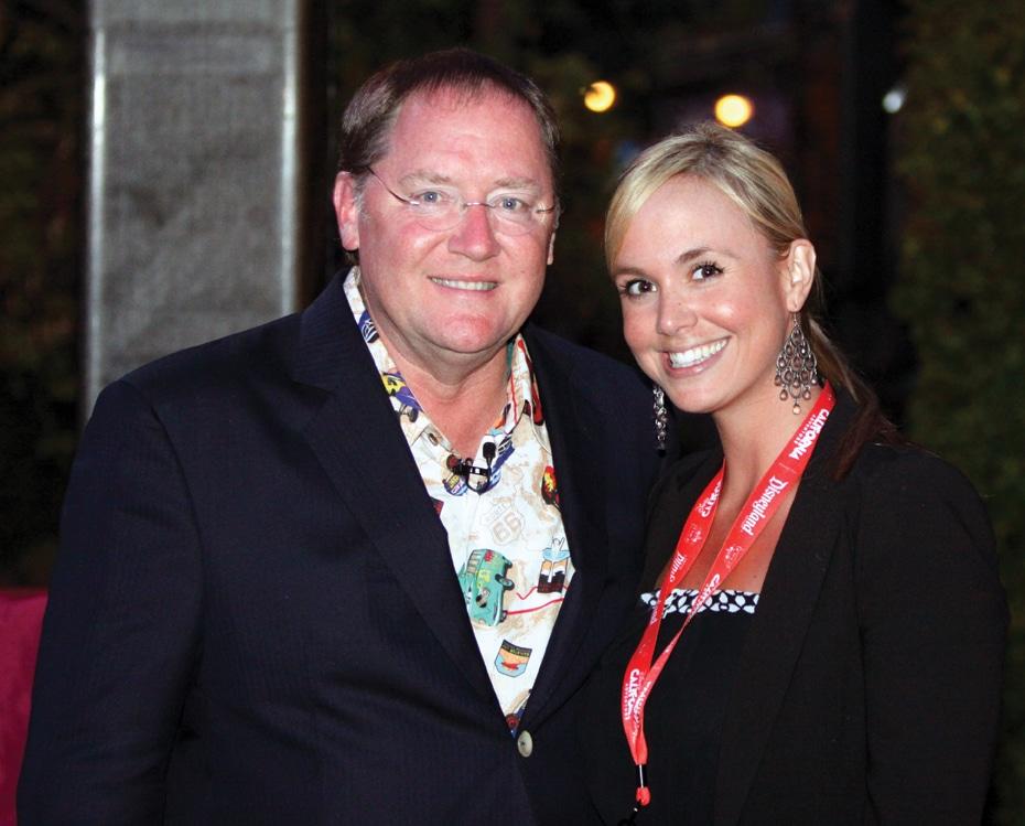 John Lasseter and Danitza Villanueva.JPG