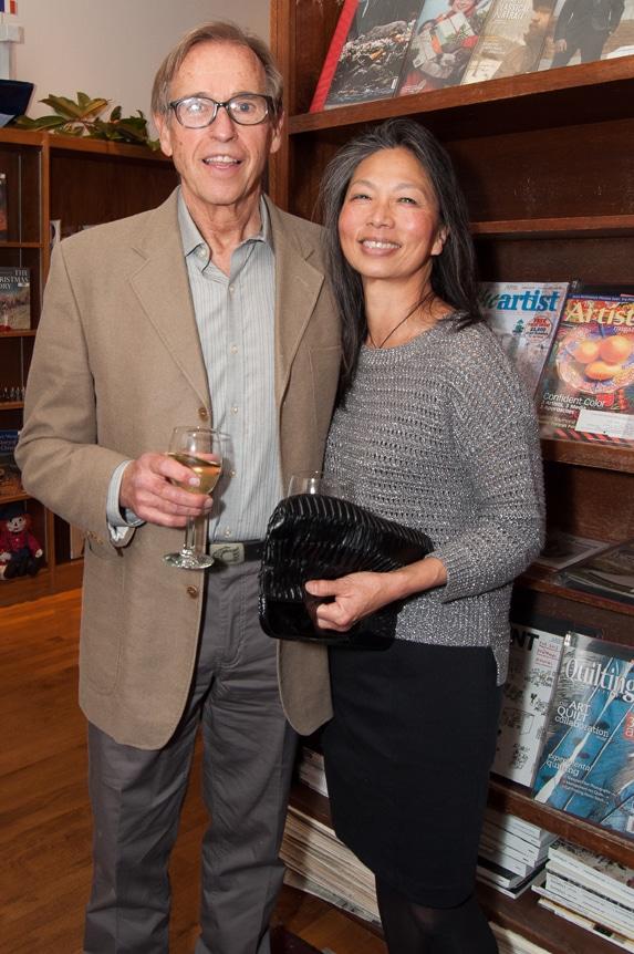 John Messner and Barbara Jung