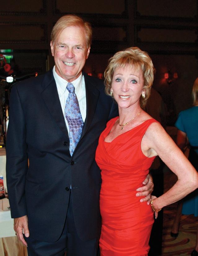 John Renner and Patti Dahlgaard
