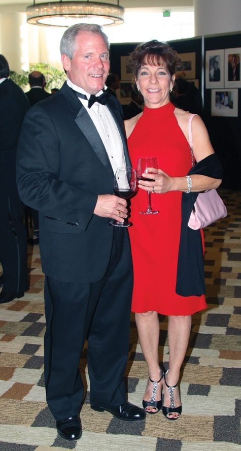 John Rigby and Teri Appelson
