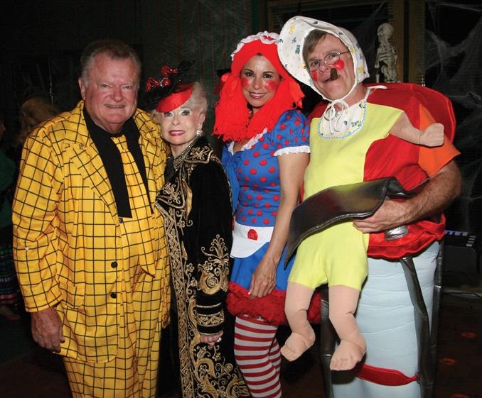 John, Sally and Steven Thornton with Denise Lara +++.JPG