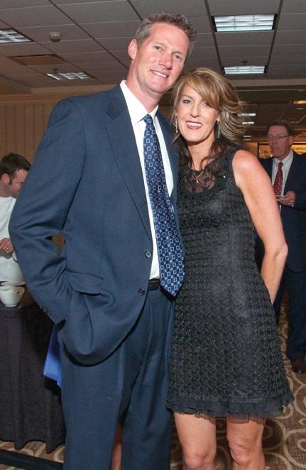John Vance and Christy Billings
