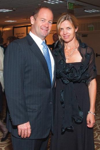 John and Gabriele Otterson