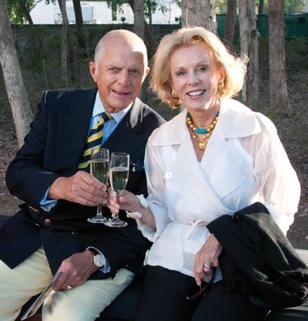 John and Joan Hotchkis