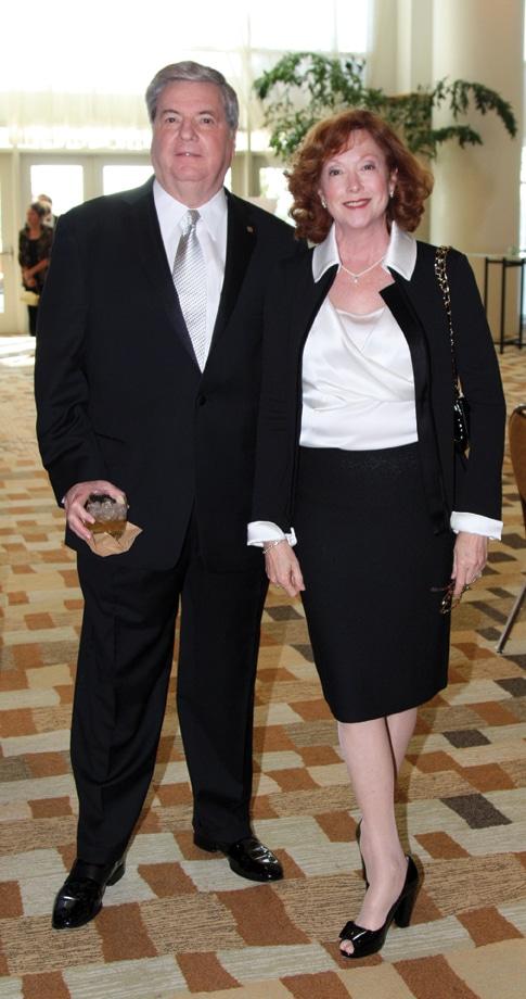 John and Kathy Gilbertson