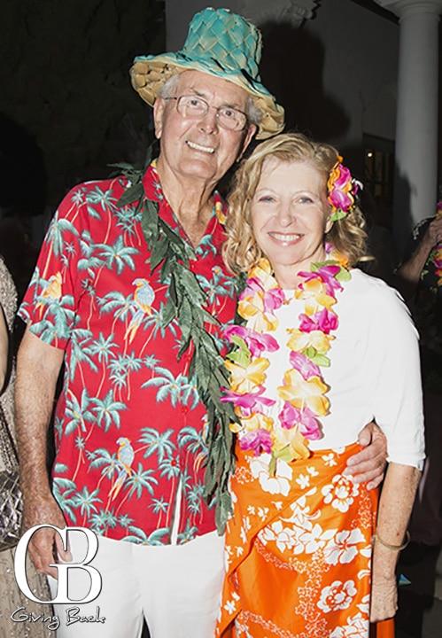 John Beaver and Mary Lou Malphus