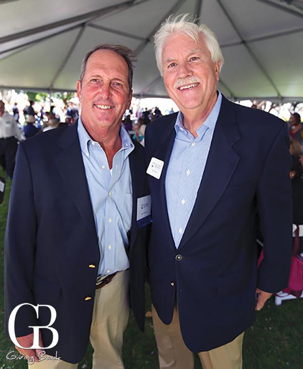 John Cambon and Bob Clelland