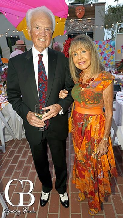 John De Puy and Barbara Kjos