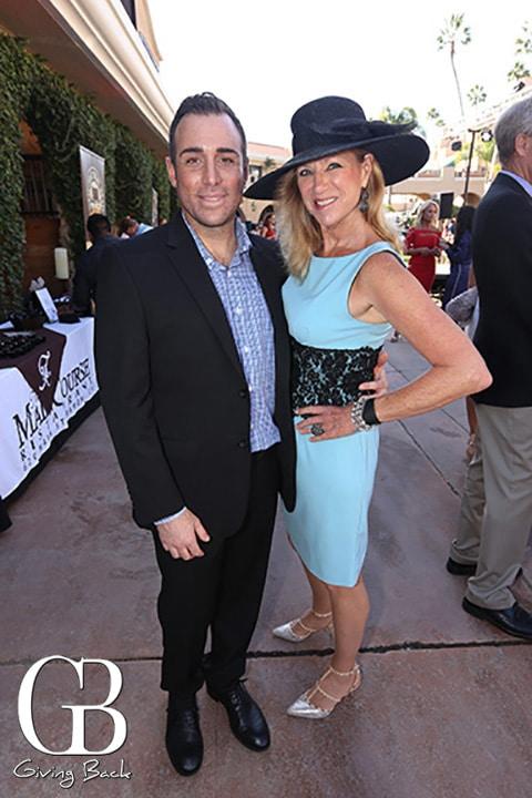 John Esposito and Kristi Pieper