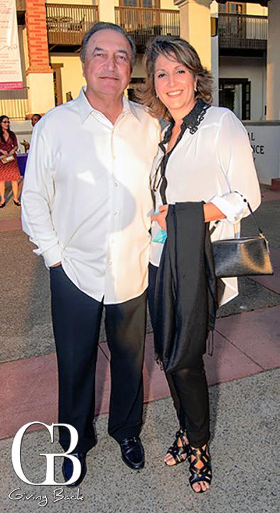 John Hadya and Laura Nava Hadya