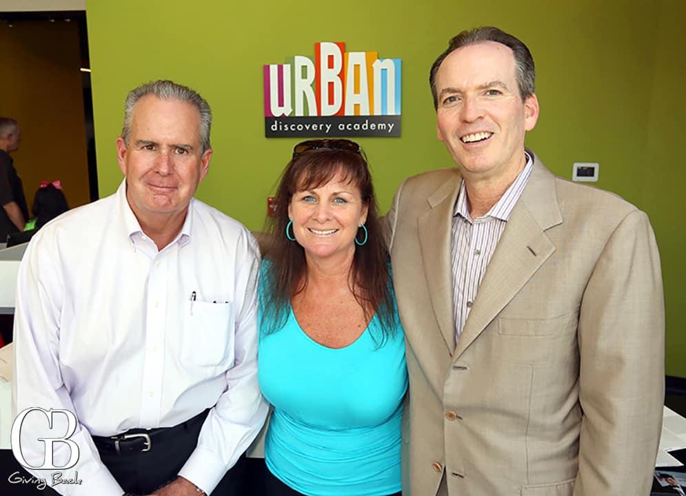 John Harris  Carla O Dell and Jeff Silberman