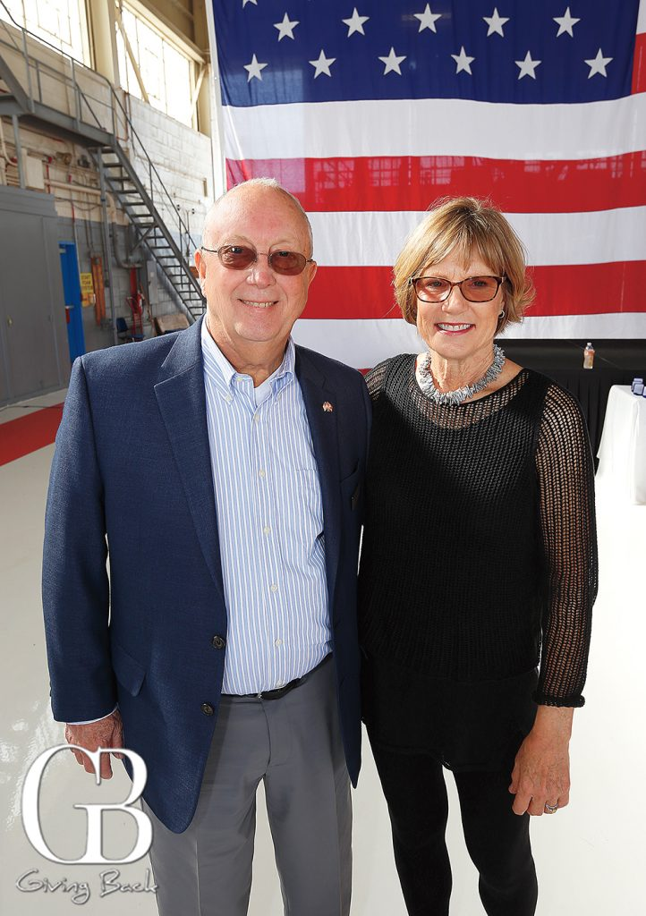 John L   Estrange and Lynn Congemi