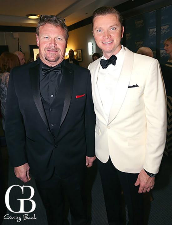 John Maloney and Steve Hinton
