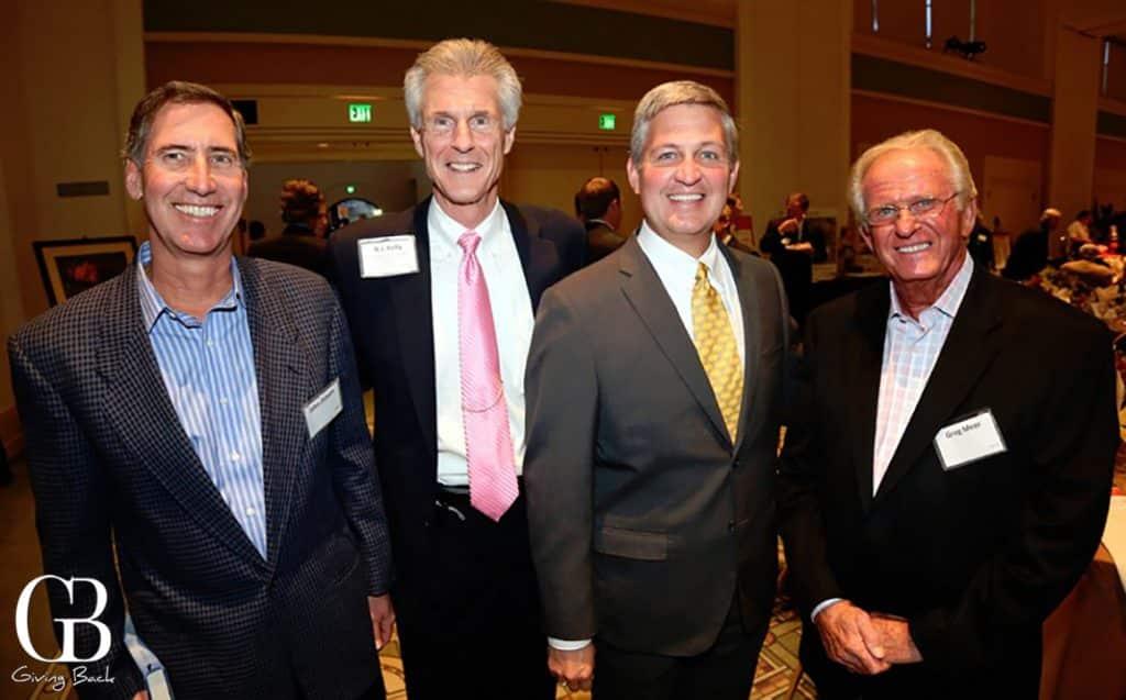 John Osborne  RJ Kelly  Supervisor Dave Roberts and Greg Meer