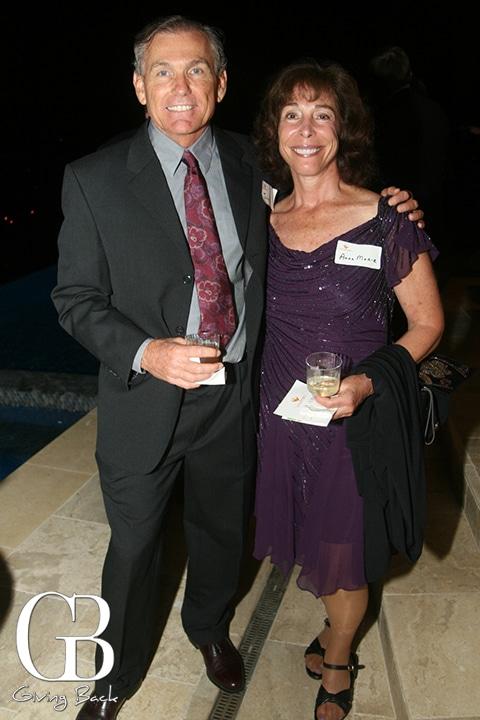 John Pierce and Anna Marie Sorriso