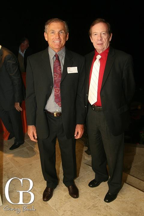 John Pierce and Richard Cole