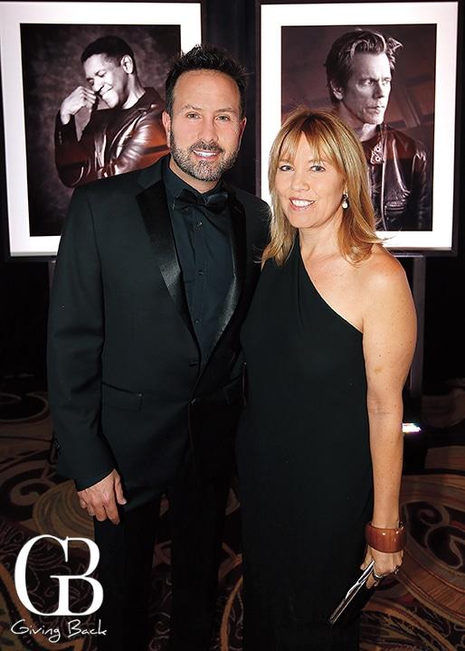 John Russo and Sara Harper