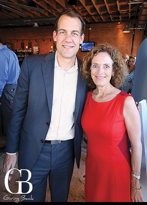 John Vance and Linda Katz