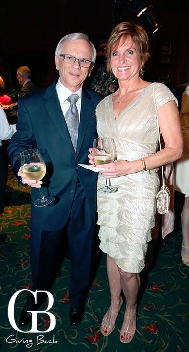 John Zygowicz and Sherry DeJong