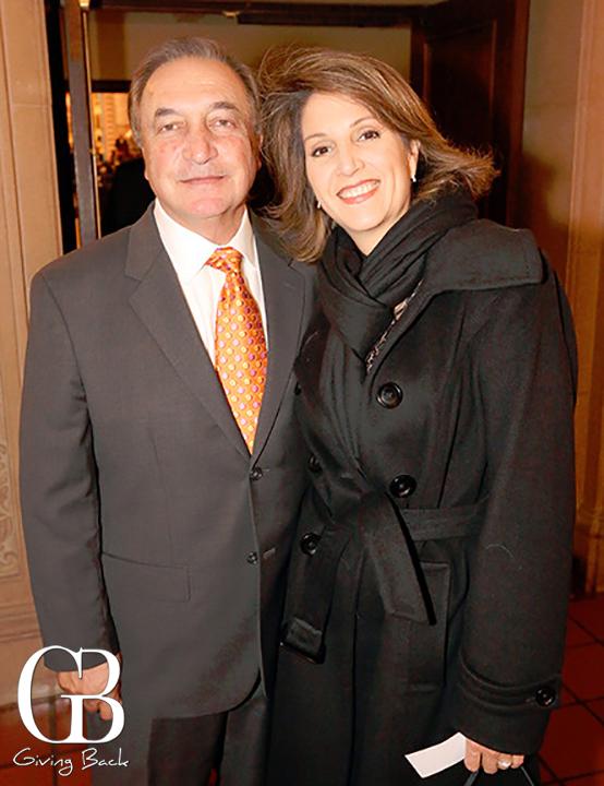 John and Laura Hadaya