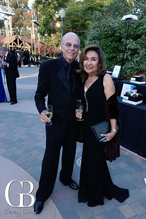 John and Ofelia Alksne