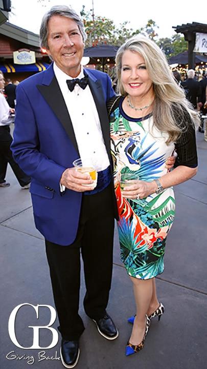 John and Pamela Blakely
