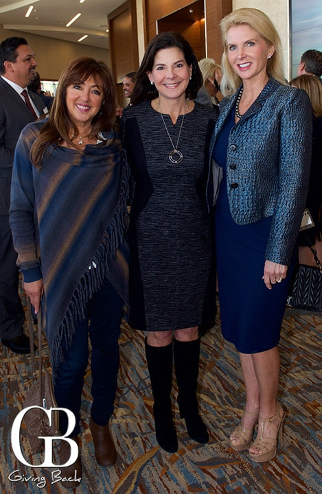 Jolane Crawford  Cathryn Ramirez and Maria Delgado