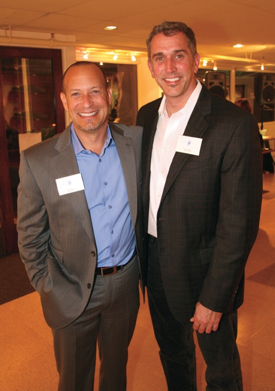 Jon Bailey and Russell King.JPG