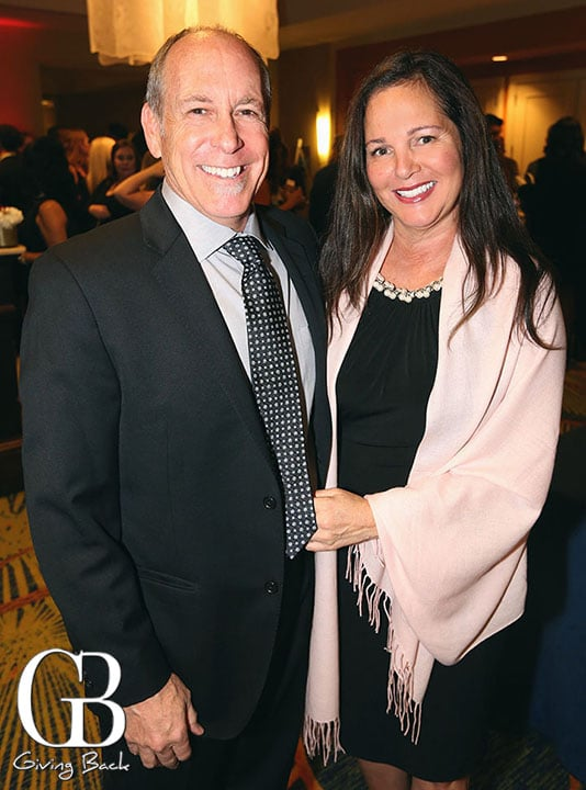 Jon and Teresa Wayne