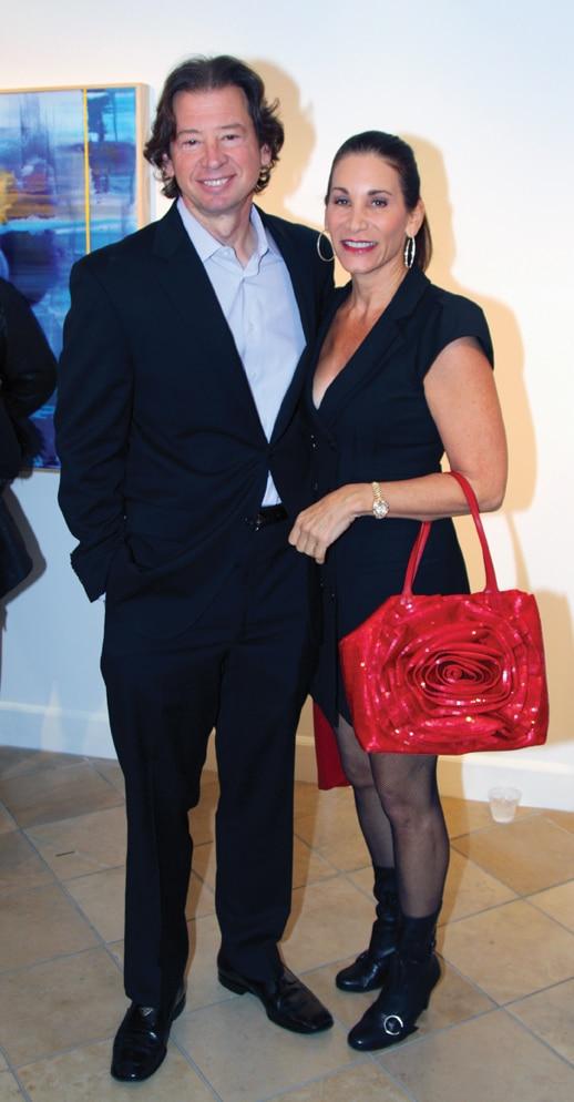 Jonathan Ferrini and Tamara Strauss +