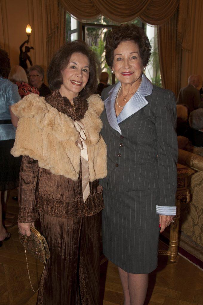 Joni Alpert and Esther Nahama