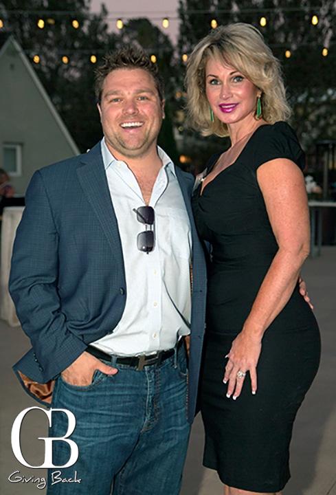 Jordan and Stacy Brown