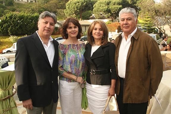 Jorge y Ana Teresa Arizona con Yolanda y Armando García.JPG